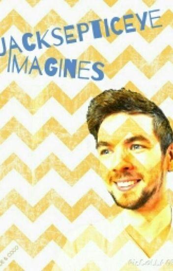 Jacksepticeye Imagine Book!
