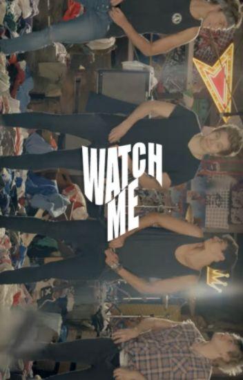 watch me • muke [a/b/o]