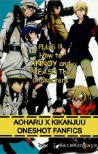 Aoharu X Kikanjuu Updates/ Trivia/ Information/Oneshot Fanfics by I_HateMondays