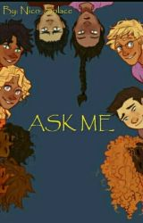 Ask Nico di Angelo | √ by Nico_Solace