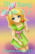 My Song Book ♪♥♪ by Blue-Chan123