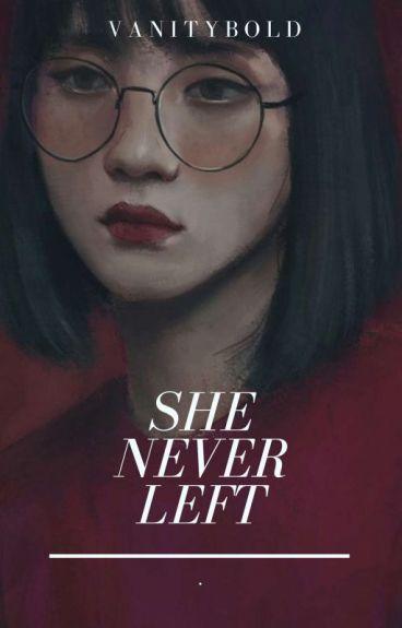 She Never Left ↕⚪ Allison Argent