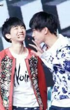 (Khải Thiên) Tiểu Khải ! Đừng đi, hãy ở lại với em by Kaixi_2809