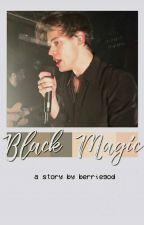 black magic; larry by gxdness