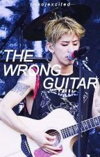 The Wrong Guitar (Taka/One Ok Rock fanfic) by imsojexcited
