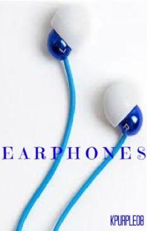 Earphones by Kpurple08
