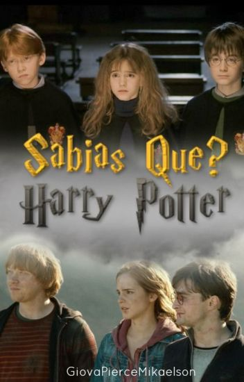 Sabias Que? Harry Potter⚡️