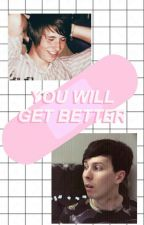 You Will Get Better by phanspiration