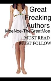 Great Authors by MoeMoe-TheGreatMoe