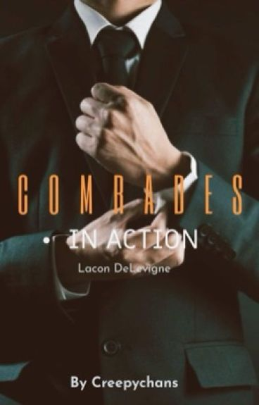 Comrades in Action (Book One: Lacon DeLevigne and the Duchess)