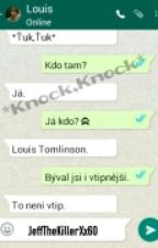 *Knock,Knock*/Larry Texting by i_ate_the_world