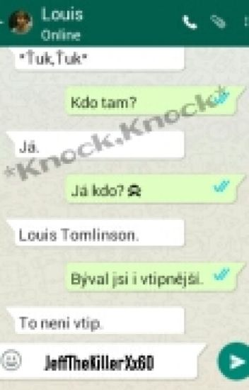 *Knock,Knock*/Larry Texting