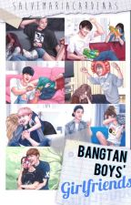 Bangtan Boys's Girlfriends {Apply Fiction} by HubbyHobi