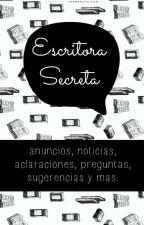 Escritora Secreta by escritorasecreta06