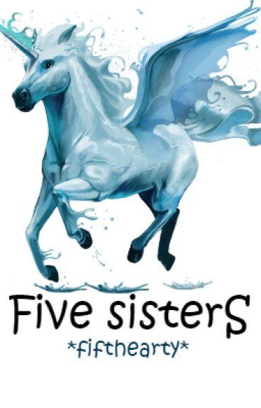 Five Sisters - Camren Interssexual  2º Temporada