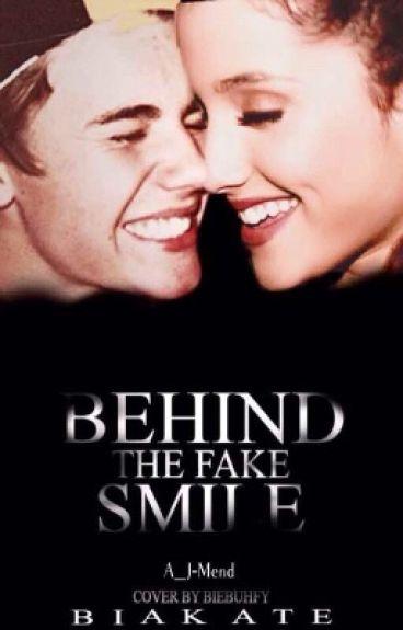 Behind The Fake Smile(Justin Bieber And Ariana Grande)