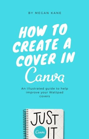 How to Create a Cover in Canva - Adding additional graphics - Wattpad