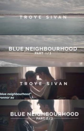 Blue Neighbourhood // Tronnor AU