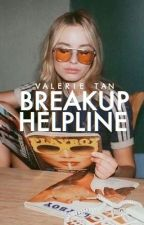 Breakup Helpline [#2 of the Helpline Trilogy] by savvyinpink