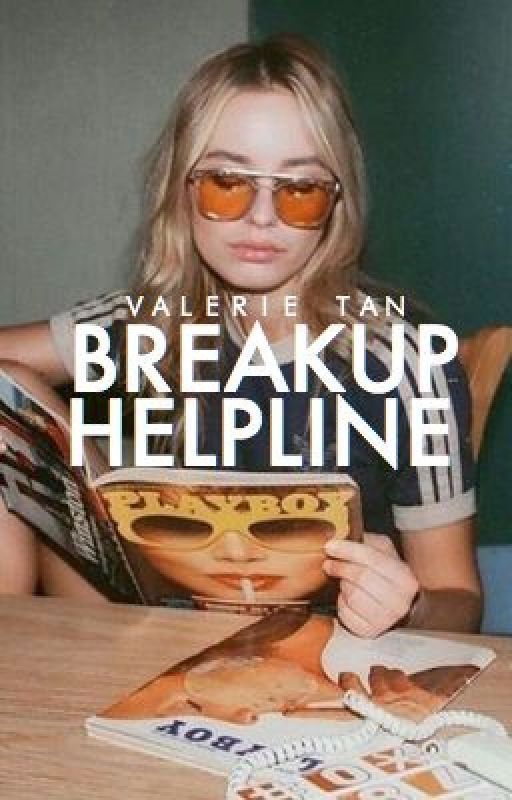 Breakup Helpline by savvyinpink