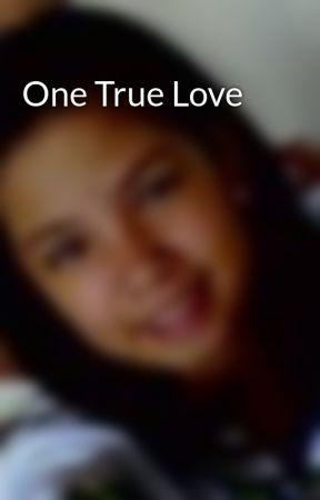 One True Love by dazeile34