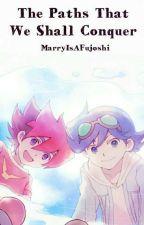 A Tenkai love story by Volcarona_Chic