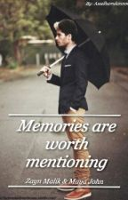 Memories are worth Mentioning  by Aseelhamdan2002