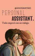 Personal Assistant by whhoismartinez