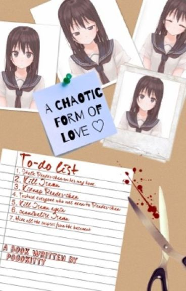 Extreme! Yandere X Reader - I love you!