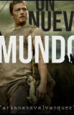 Un Nuevo Mundo:(Daryl Dixon) by arianazavalavasquez