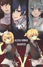 Alice Human Sacrifice by nanysenpai_