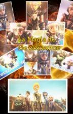 DCS: La Magia De Los Elementos   by LiLiAnA_HoLik_2004