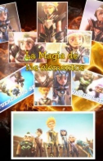 DCS: La Magia De Los Elementos