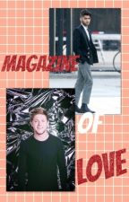 Magazine Of Love by NiAdBee_