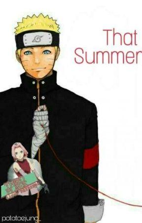 That Summer •NaruHina•  by potatoejung_