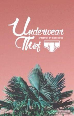 Underwear Thief || YoonMin by KxYoongi