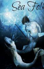Sea Folk by RuneDr4gon