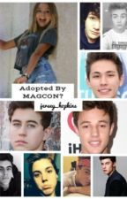Adopted By MAGCON? by jersey_hopkins