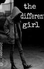 The different girl (Teen Wolf)(Stiles Stilinski) by __neerea