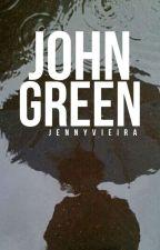 John Green by LyVieira