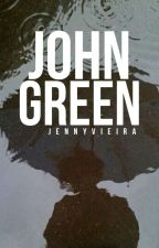 John Green by JennyVieira
