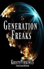 Generation Freaks *On Hold* by KristyPerkins3