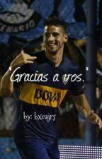 """Gracias a vos"" {Jonathan Calleri.} by bxcajrs"