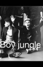 Boy jungle-Ziall Horlik by gala511
