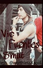 Vic Fuentes Smut. by worthlessXsoul