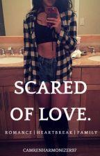 Scared of Love    Lauren/You by camrenharmonizer97