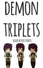 ...Demon Triplets... by VibrantMoo
