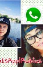 WhatsApp|Rubius y tu| by Ayluni