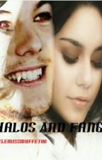 Halos And Fangs (Sequal to Your Angel (Louis Tomlinson/One Direction) by littlemissmuffet00