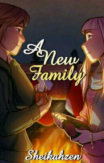 A New Family; Zelink, Modern Christmas (The Legend Of Zelda)